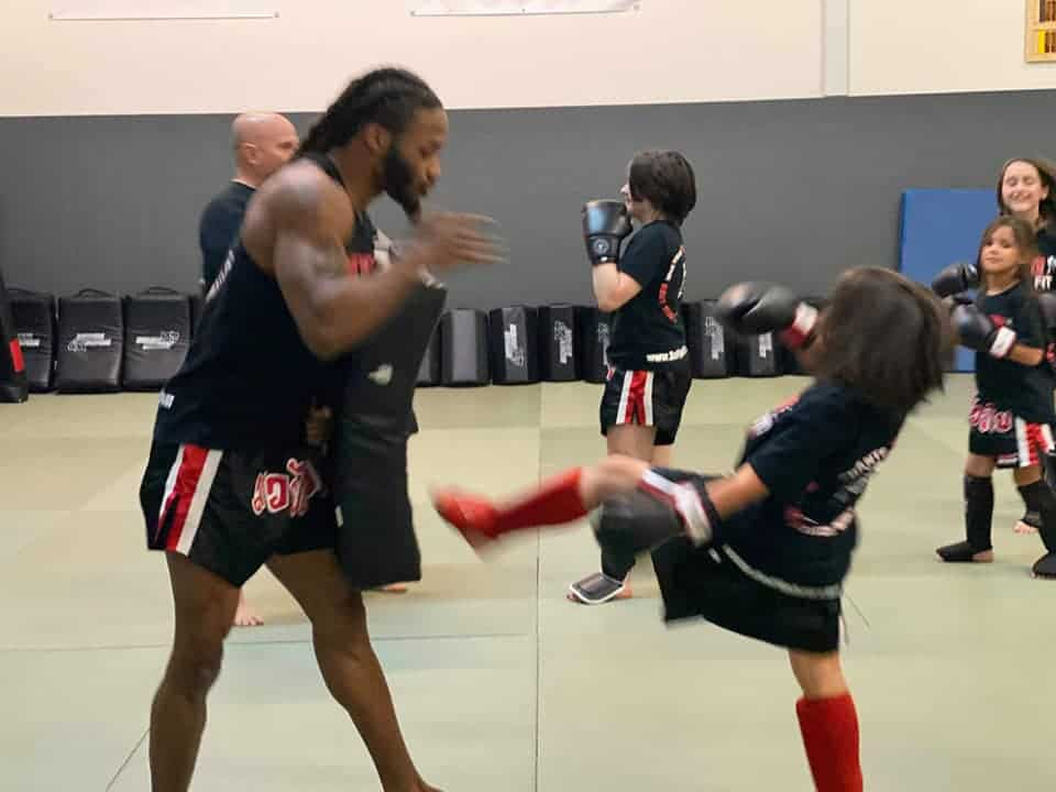 kids classes muay thai
