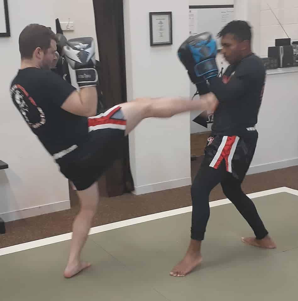 muay thai training classes